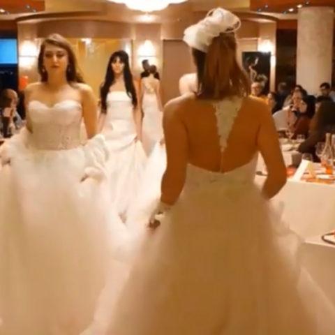 A San Valentino regala emozioni con gli abiti da sposa